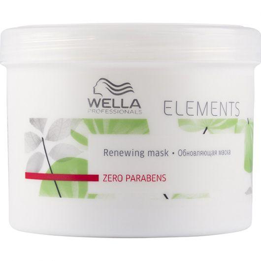 Masca de par Wella Professionals Elements Renewing 500ml