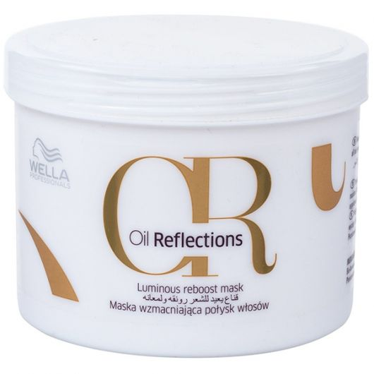 Masca de par Wella professionals Oil Care Luminous 500ml