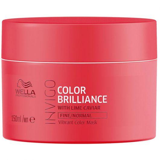 Masca par vopsit Wella Professionals Invigo Color Brilliance 150ml