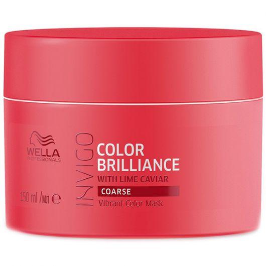 Masca par Wella Professionals Invigo Color Brilliance fir gros 150ml