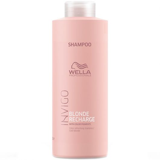 Sampon Wella Professionals Invigo Color Recharge Cool Blond 1000ml