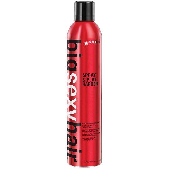 Fixativ de par Sexy Hair Spray&Play Harder 300ml