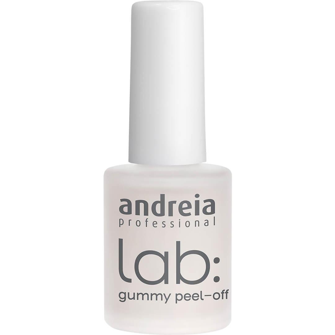 Solutie protectie cuticula Peel-Off Gummy Andreia Lab 10.5ml