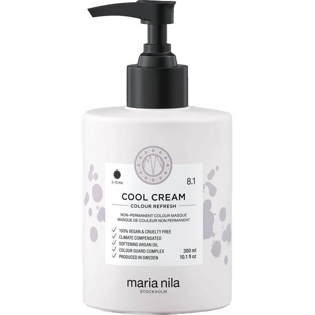 Masca par nuantatoare Maria Nila Colour Cool Cream 8.1 300ml