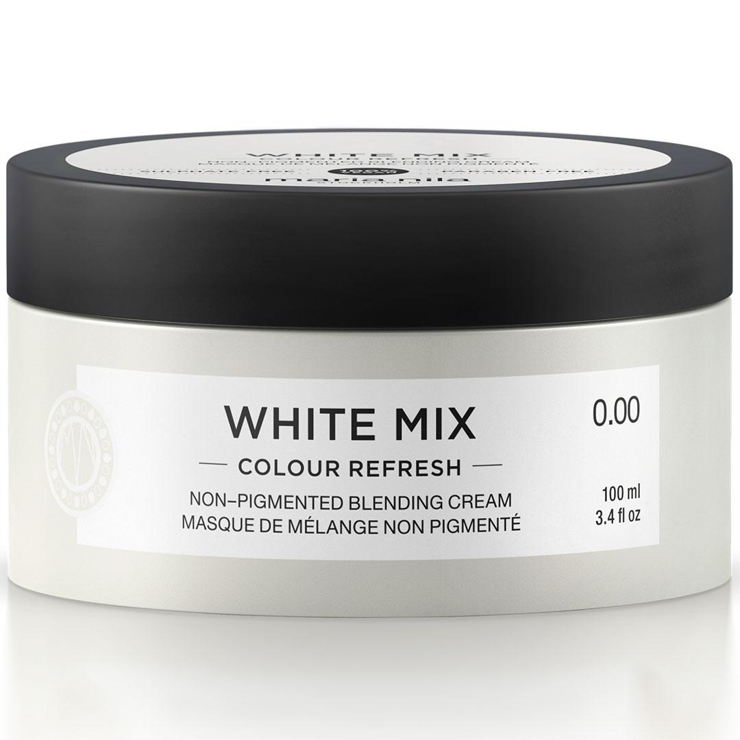 Masca par nuantatoare Maria Nila Colour White Mix 0.00 100ml