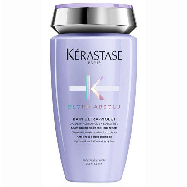 Sampon Pentru Neutralizarea Tonurilor Galbene Kerastase Blond Absolu Bain Ultra-Violet 250ml