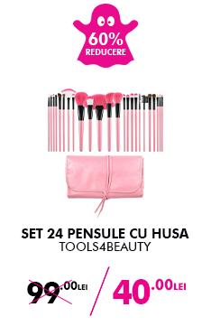 Set 24 pensule Tools4Beauty
