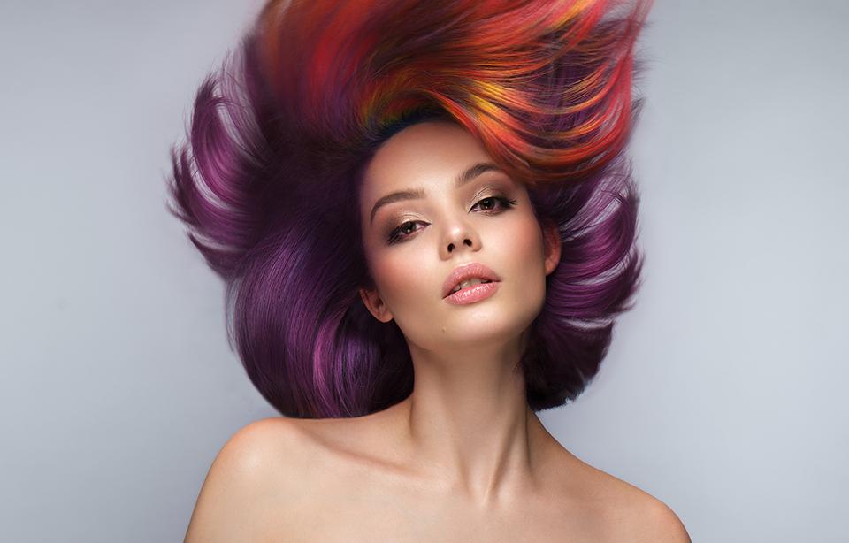 Culori de par la moda in 2021